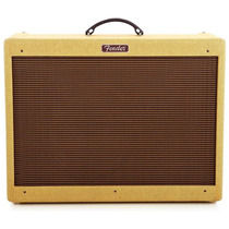 Fender Reissue Blues Deluxe 40w Amplificador Valvular Tweed