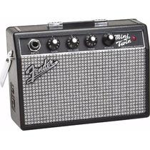 Amplificador Fender Mini Twin Mt-10 9v