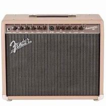 Oferta! Amplificador Fender P Guitarra Acústica Acoustasoni