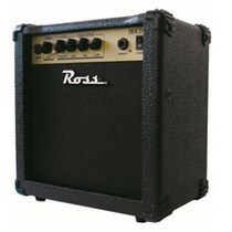 Ross G-10 - Amplificador P/guitarra 10w
