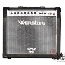Amplificador Equipo De Guitarra Wenstone Ge-400 40w