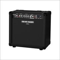 Behringer Gtx30, Amplificador De Guitarra, Rosario!!!