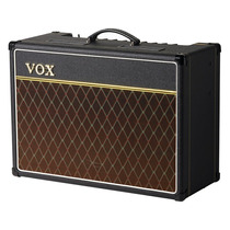 Combo Valvular Para Guitarra Vox Ac15c1,1x12 Celestion Class