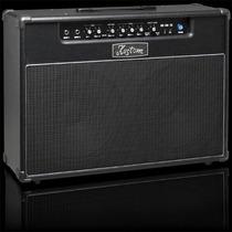Kustom Kg-100fx212 Amplificador De Guitarra 100 Wtts C/efect