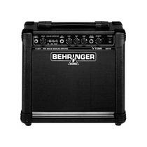 Amplificador Behringer V-tone Gm108 Guitarra 15 W