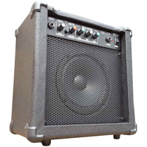 Amplificador De Guitarra Electrica 15 Watts 220v Efectos