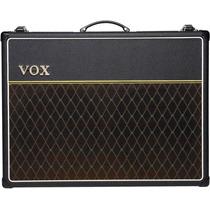 Vox Ac15 C2 Amplificador Totalmente Valvular 15w 2 X 12