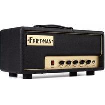 Friedman Pink Taco-20 20-watt, 1-channel Tube Head
