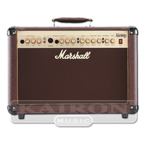 Amplificador Marshall As50d Para Guitarra Acustica 50 Watts