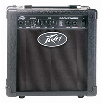 Peavey Backstage 2 Amplificador Guitarra 10 Watts Distorsion