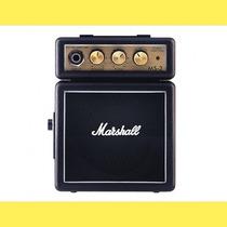 Mini Amplificador Marshall Ms-2 Portatil Guitarra Distorsion
