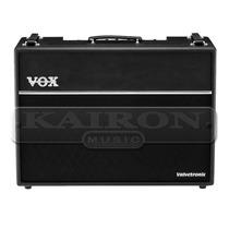 Amplificador Vox Vt120+ Pre Valvular 120 Watts Con Fx