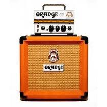 Cabezal Micro Terror + Caja Orange 20 Watts Vaslvular
