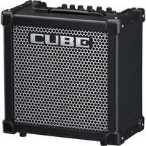 Roland Cube 40 Gx Amplificador Guitarra Microfono Efectos !