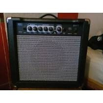 Amplificador De Guitarra,nativo Guri G20,poco Uso,impecable.