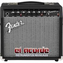 Amplificador Guitarra Fender Champion 20 - El Acorde Pacheco
