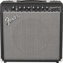 Amplificador P/ Guitarra Fender Champion 40 Efectos 40 Watts