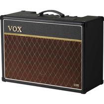 Combo Vox Prevalvular Ac15vr 15watts 1x12, Celestion Custom