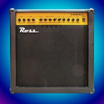 Amplificador P/ Guitarra Electrica Ross 50rg 50 Watts