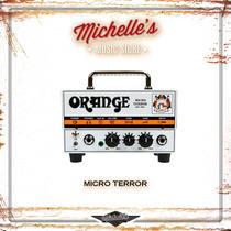 Cabezal Orange Micro Terror Pre Valvular!