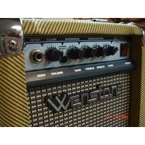 Amplificador Wenstone 10w (vintage).perfecto Estado!!