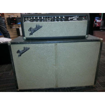 Fender Bassman Black Face Año 1965