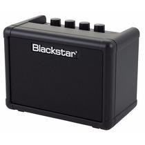 Mini Amplificador Blackstar Fly 3 Para Guitarra