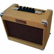 Amplificador De Guitarra Ross Gv-15r 15 Watts Reverb.