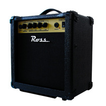 Amplificador Guitarra 15 Watts Rms Ross G15 15g