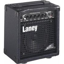 Amplificador De Guitarra Laney Lx12 C/ Distorsion 2 Entradas