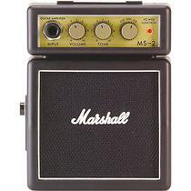Marshall Micro Amp Ms-2 2w/9v Daiam