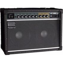 Amplificador Guitarra Roland Jazz Chorus Jc40 Efectos Envios