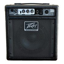 Amplificador De Bajo Peavey Max 158 15 Watts Rms