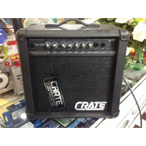 Amplificador Crate Made In Usa. Importadores Unidos