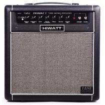 Amplificador Valvular De Guitarra Hiwatt T20 Combo Reverb