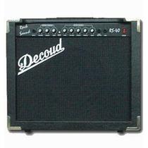 Decoud Rs40 Amplificador De Guitarra Nuevo Modelo 40 W. Rms