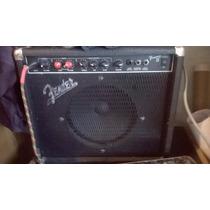 Amplificador Fender Mexico 25r Frontman Permuto