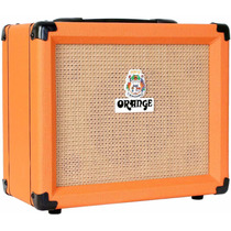 Amplificador Para Guitarra Orange Crush Pix 20l / 20w