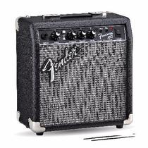 Amplificador Fender Frontman 10g + Auriculares + Cables