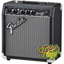 Amplificador 10w Fender Frontman 10g / Open-toys Avell 41