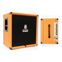 Amplificador Para Bajo Orange Crush 100bxt Cr100bxt Envios