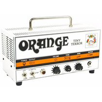 Orange Tiny Terror Cabezal 15 Watts Valvular