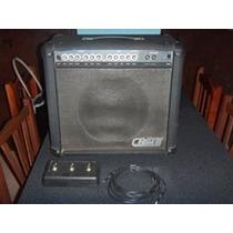 Amplificador Crate Americano Gx 120, Parlante Custom Usa!!!