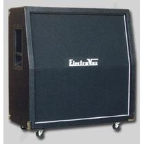 Bafle Caja Angular O Recto Electrovox Decoud 2x12 100w
