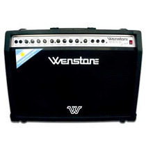 Amplificador P/ Guitarra Electrica Wenstone Ge-1200 Twin