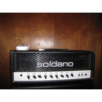 Cabezal Soldano Hot-rod 50 Plus