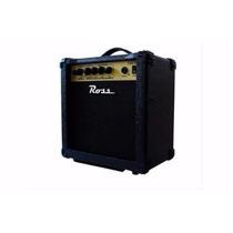 Amplificador Guitarra 15w Rms Ross G15r Reverb Distorsión