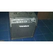 Amplificador De Guitarra Wenstone Ge-20 20w