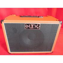 Nativo Ac40 Amplificador Guitarra Acústica Criolla Teclado