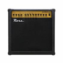 Ampli Guit Ross 50rg 50w Reverb / Open-toys 41